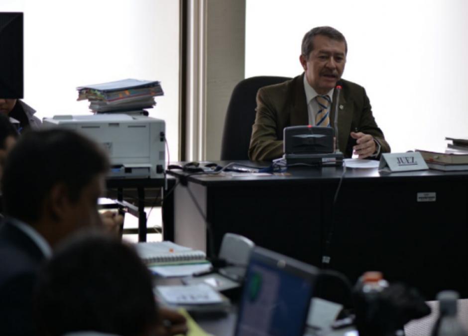 El Ministerio Público solicitó al Juzgado C de Mayor Riesgo que ligue a proceso a Lucas García. (Foto: Archivo/Soy502)