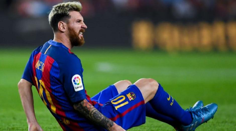 Leo ya se lesionó dos veces esta temporada. (Foto: Sport.es)