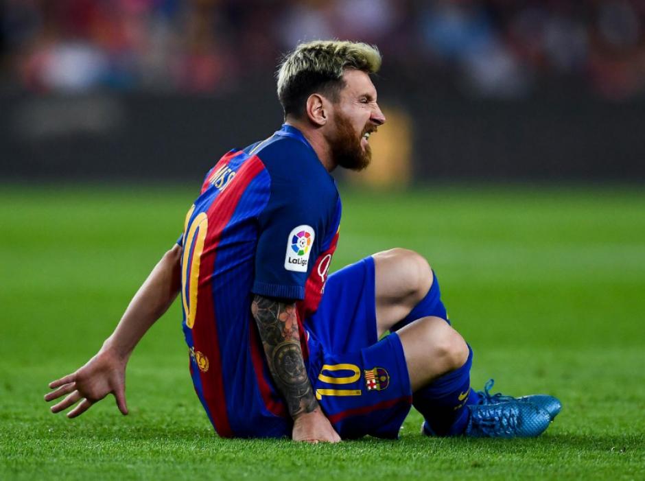 """""""No se cuida, quiere jugar todo"""", lo acusan desde Argentina. (Foto: Sport.es)"""