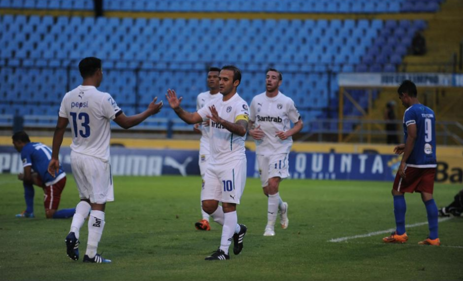 """El capitán y """"10"""" es el goleador de los Cremas, con cinco goles. (Foto: Archivo/Soy502)"""