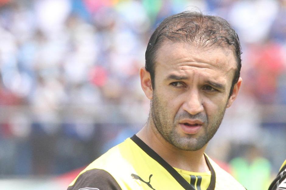 """""""El Moyo"""" no fue convocado contra Cobán y Suchi. (Foto: Archivo/Soy502)"""