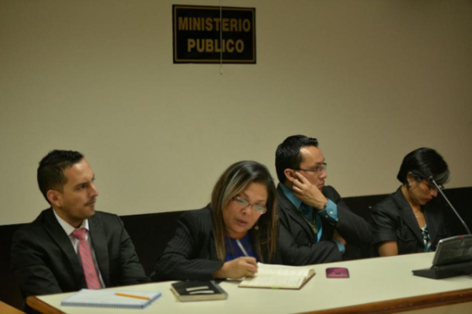 La Fiscalía y querellantes habían pedido penas máximas contra Reinoso que superaban los 36 años de cárcel. (Foto: Wilder López/Soy502)