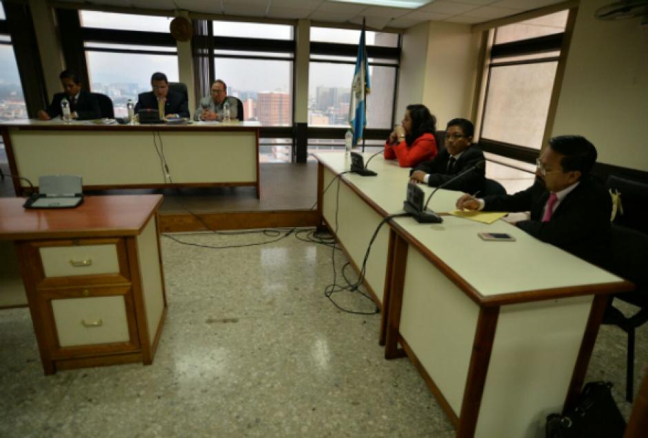 La sentencia fue impuesta por el Tribunal Tercero tras conocer las pruebas de la Fiscalía y la defensa. (Foto: Wilder López/Soy502)