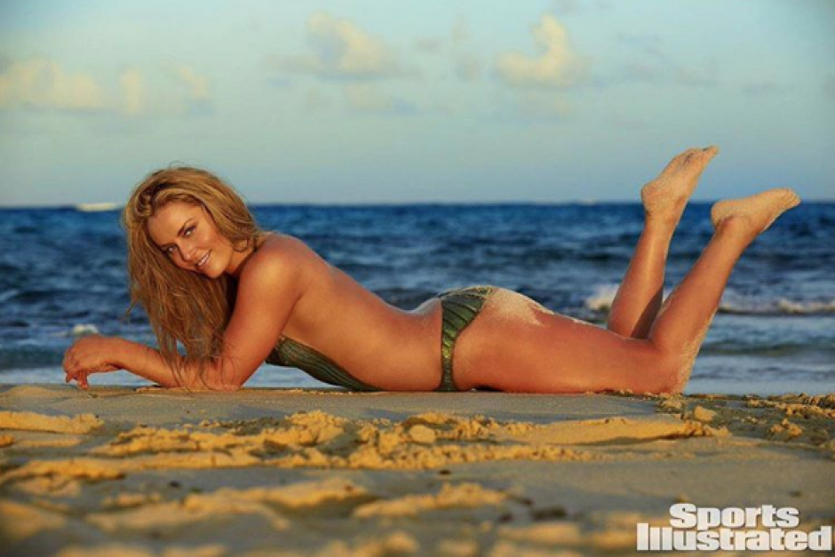 La esquiadora posó para Sports Illustrated. (Foto: Instagram)