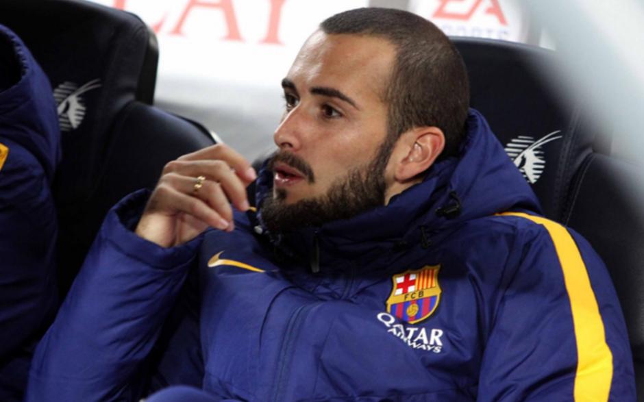Aleix Vidal ya ni siquiera va al banquillo. (Foto: Sport.es)
