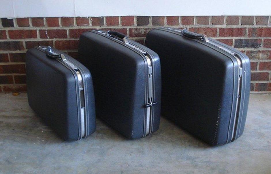 Las maletas Samsonite el 10% de hogares posee alguna. (Foto: Flickr / Galveston.com)
