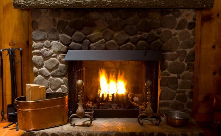 Para el 9% de personas las chimeneas son parte del hogar. (Foto: Flickr / Galveston.com)