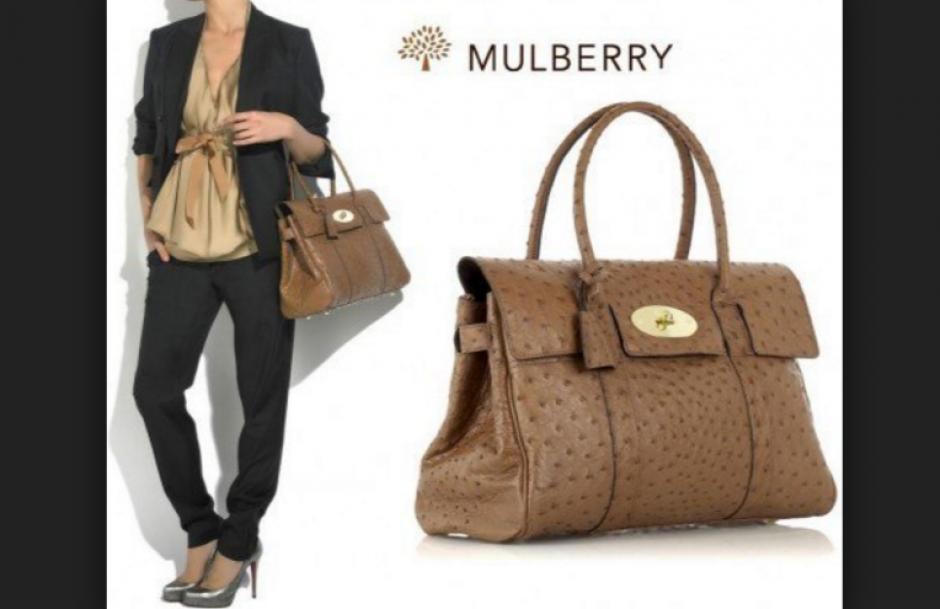 Tan solo el 5% de mujeres tiene un bolso Mulberry. (Foto: Flickr / Galveston.com)