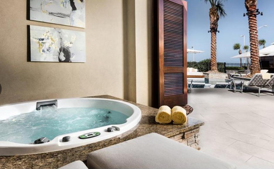 Bañeras o tinas en el 4% de los hogares se encuentran. (Foto: Flickr / Galveston.com)