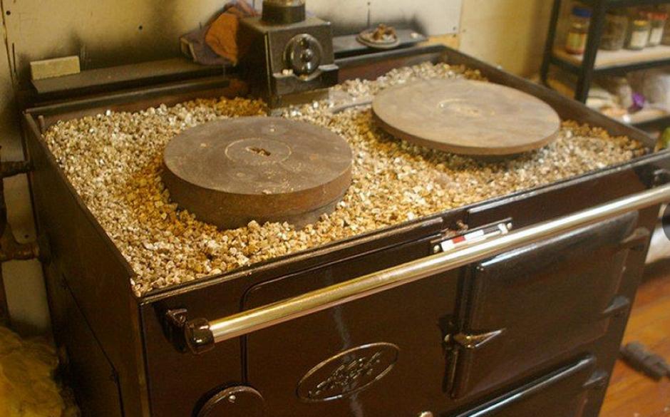 Los tradicionales hornos Aga solo el 4% de casas tiene alguno. (Foto: Flickr / Galveston.com)