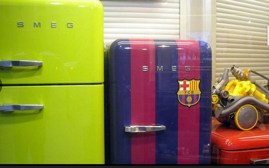 Los típicos frigobar Smeg están en el 4% de casas. (Foto: Flickr / Galveston.com)