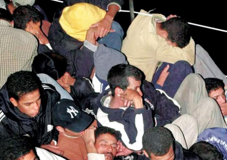 Como tratos inhumanos fue calificada la forma en que los localizaron. (Foto:Cruz Roja Mexicana)