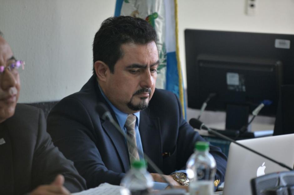 Vernon González presentará a exintegrantes de la CICIG como testigos, en el juicio en su contra. (Foto: Wilder López/Soy502)