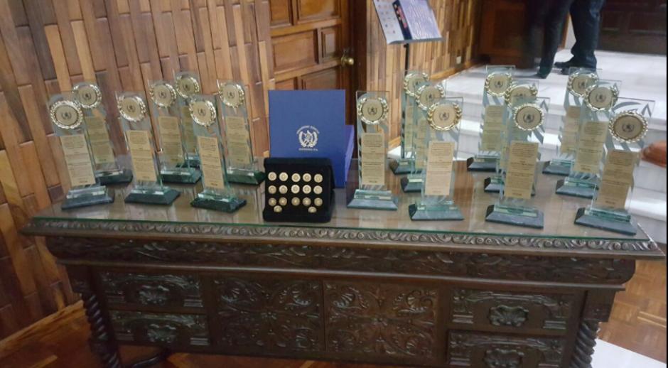 El premio es entregado tras una evaluación del desempeño de los empleados del Organismo. (Foto: OJ)