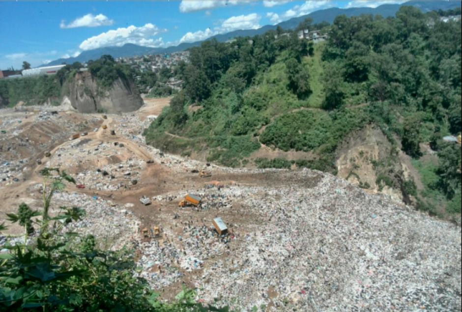 El cuerpo del actor fue desmembrado y arrojado al basurero municipal de la zona 3 capitalina. (Foto: Archivo/Soy502)