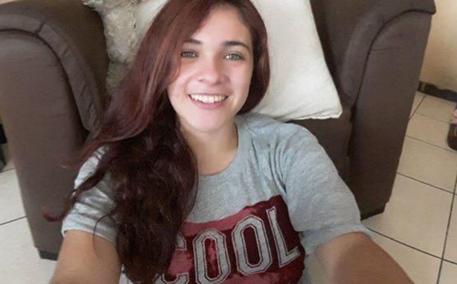 Lucía Samayoa, una estudiante universitaria, desapareció dos días y luego fue encontrada por un comando antisecuestros en Izabal