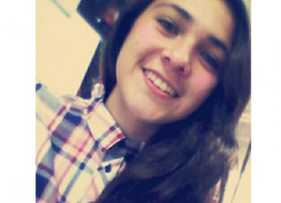 La joven universitaria desapareció el pasado 5 de octubre en los alrededores de la Usac. (Foto: Twitter)
