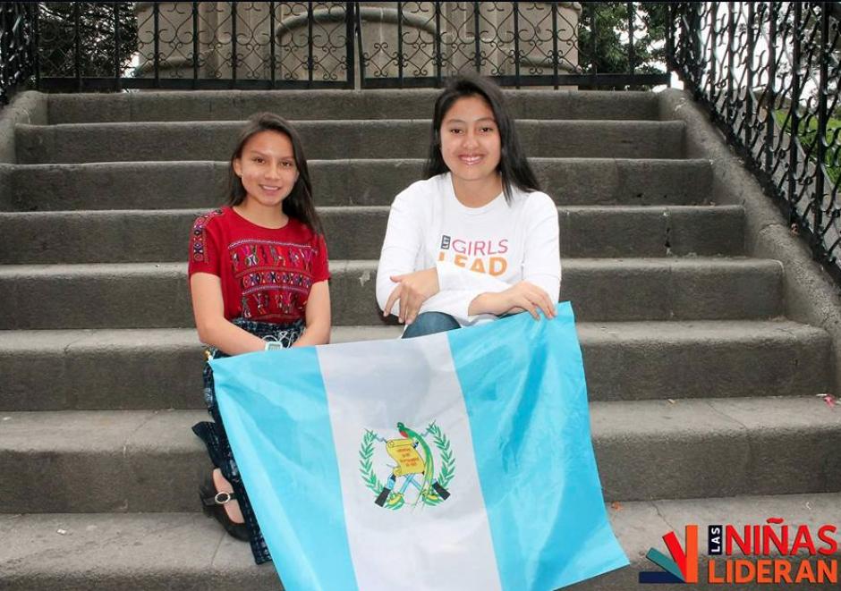 Ixchel Lucas y Alejandra Teleguario representarán al país en el Festival que se realizará en San Francisco. (Foto: Las Niñas Lideran)