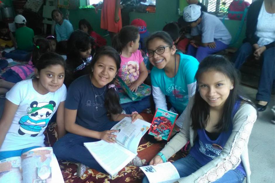 Ixchel Lucas fue una de las promotoras de la Oficina Municipal de la Niñez en Concepción Chiquirichapa. (Foto: Facebook)