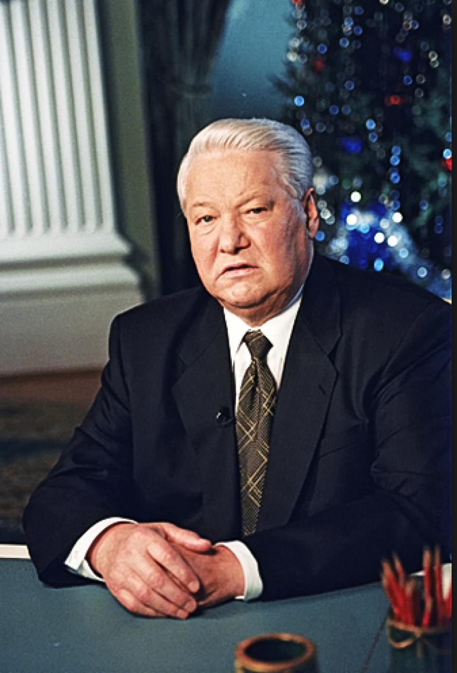 Boris Yeltsin fue el primer presidente de Rusia. (Foto: Wikipedia)