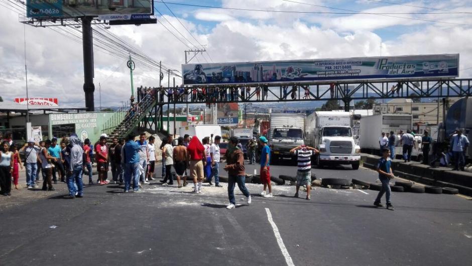Los vecinos se oponen a la construcción de una cárcel en el sector. (Foto: PNC)
