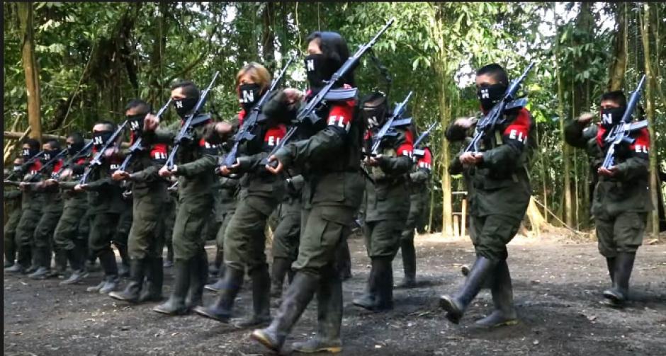 La segunda guerrilla más importante de Colombia iniciará conversaciones de paz. (Foto: portadapanama.com)