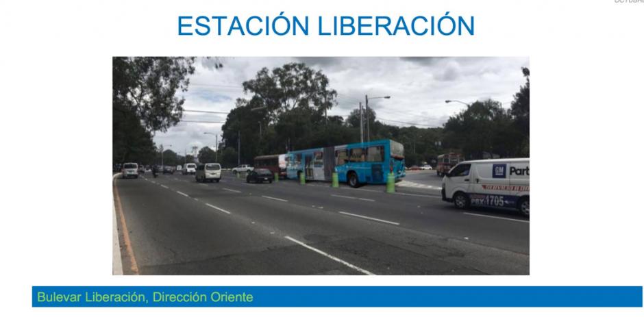 Tendrán una sola parada en la estación Liberación. (Foto: Neto Bran)