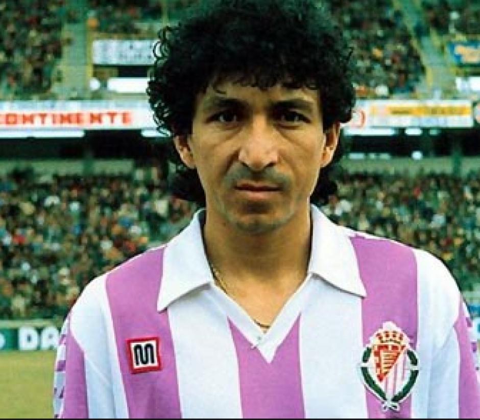 Tuvo una breve temporada en el Real Valladolid. (Foto: Wikipedia)