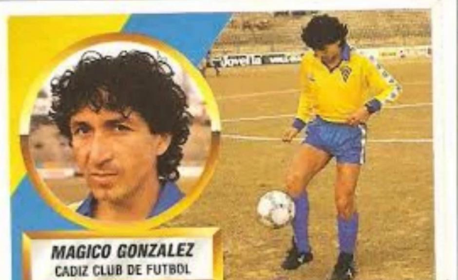 Al día de hoy, Jorge González es una leyenda en Cádiz. (Foto: FootballBlog.com)
