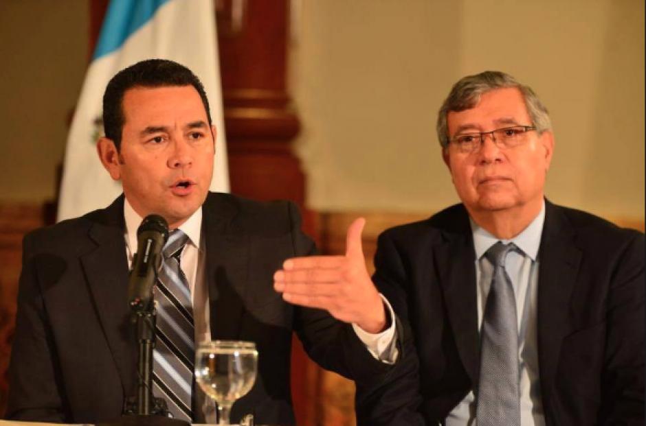 El Estado de Calamidad fue aprobado por Jafeth Cabrera como presidente en funciones. (Foto: Archivo/Soy502)