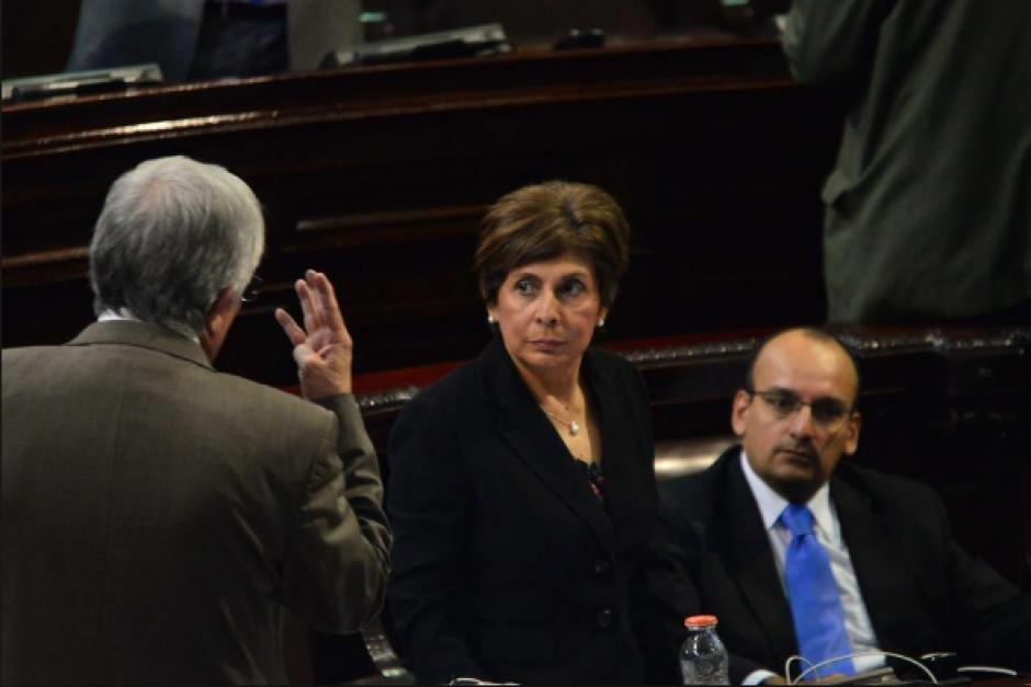 La diputada Nineth Montenegro fue quien accionó contra el Decreto 7-2016 ante la CC. (Foto: Archivo/Soy502)
