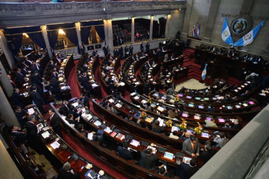 El Congreso rechazó el Estado de Calamidad el pasado 4 de octubre. (Foto: Archivo/Soy502)