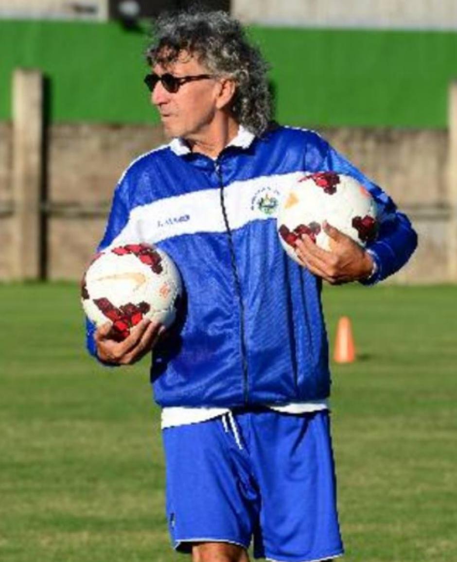 Actualmente trabaja en las inferiores de la selección salvadoreña. (Foto: Goal.com)