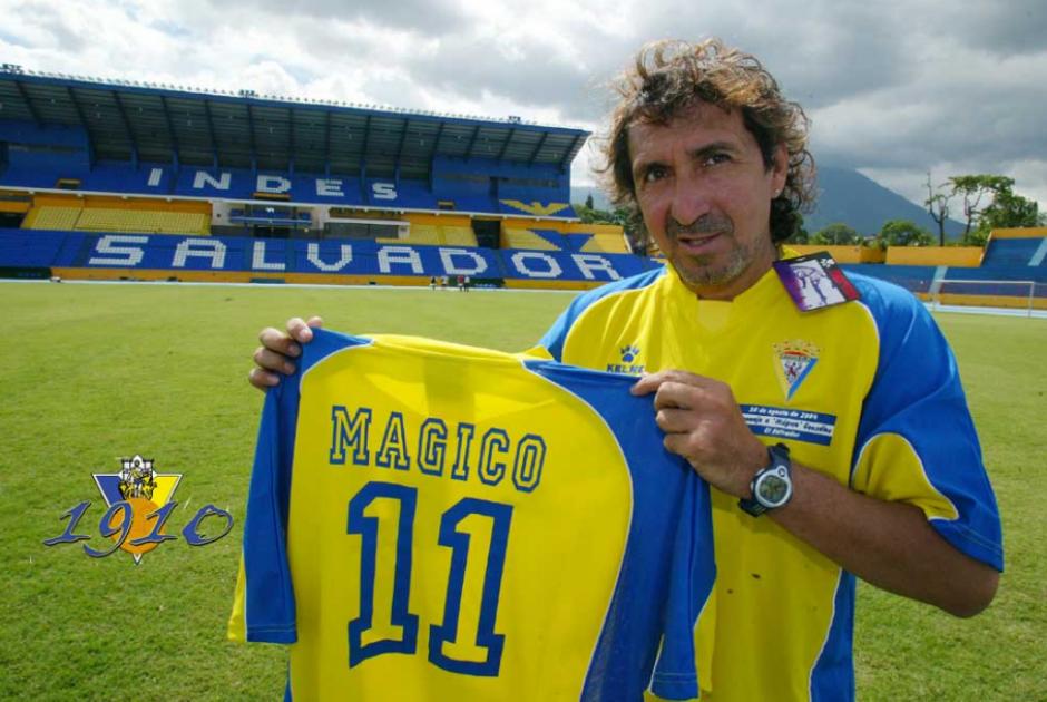 El salvadoreño es una leyenda en el pequeño club andaluz. (Foto: La Gazzetta Cuscatleca)