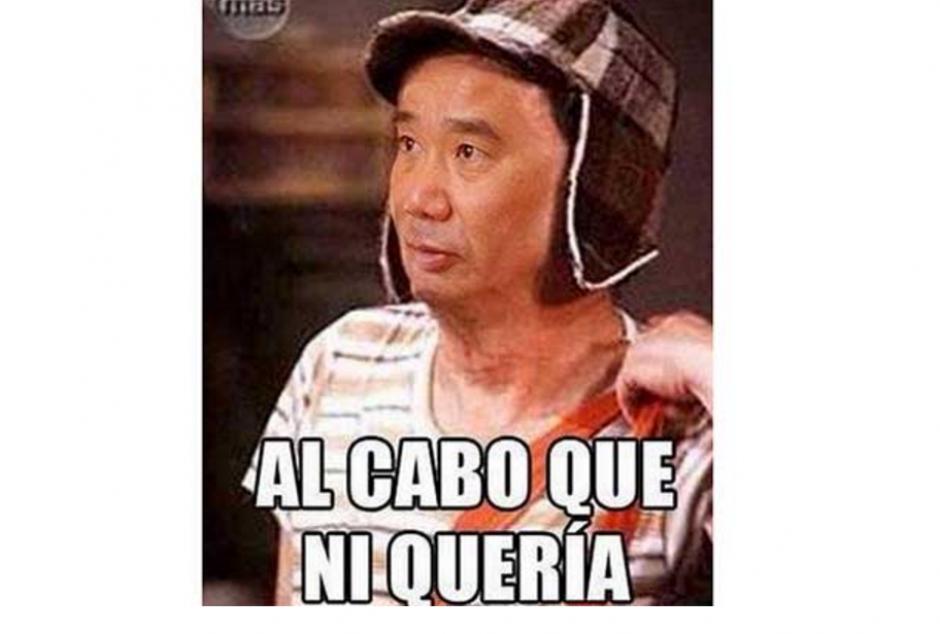 Las imágenes del Chavo del 8 también fueron compartidas. (Foto: zocalo.com.mx)
