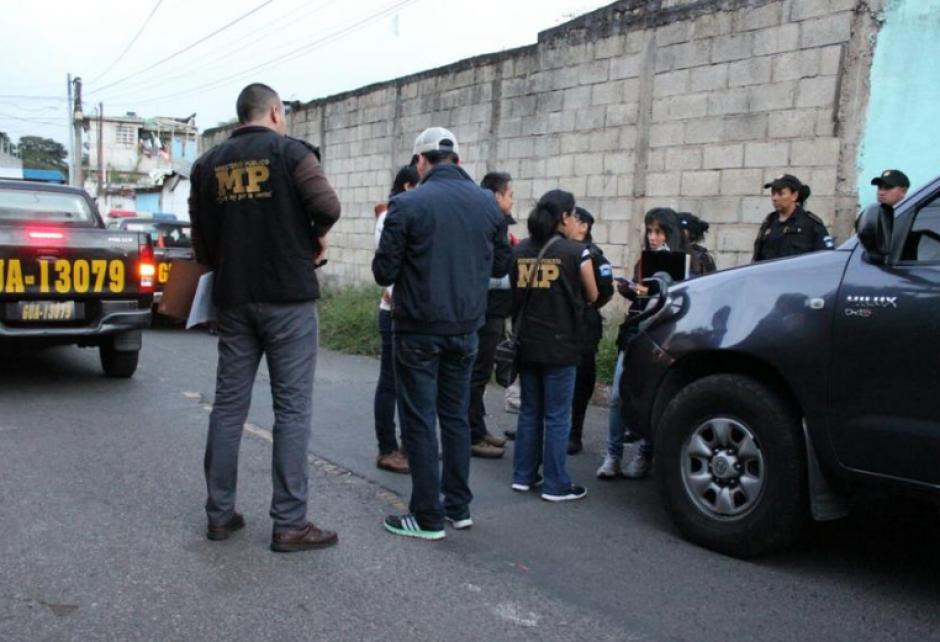 El Ministerio Público investigó por 6 meses a la estructura que colocó el artefacto explosivo. (Foto: MP)