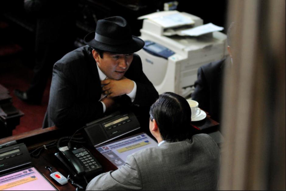 El legislador es señalado de impedir la captura de dos personas. (Foto: Archivo/Soy502)