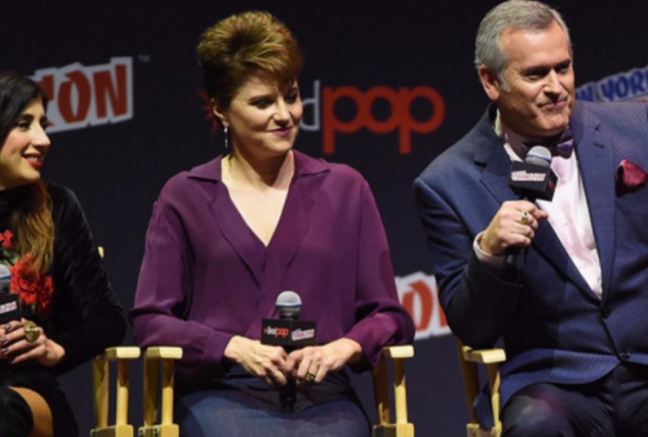El cambio de la apariencia de Lawless sorprendió en el Comic Con 2016, realizado en Nueva York. (Foto: AFP)