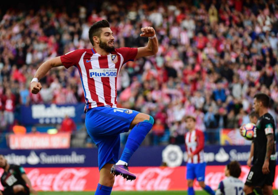 El problema para el Granada fue que el Atleti metió siete. (Foto: AFP)