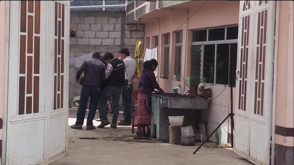 Se realizaron supervisiones en tintorerías.  (Foto: Twitter/@PrimeraLineaDX)