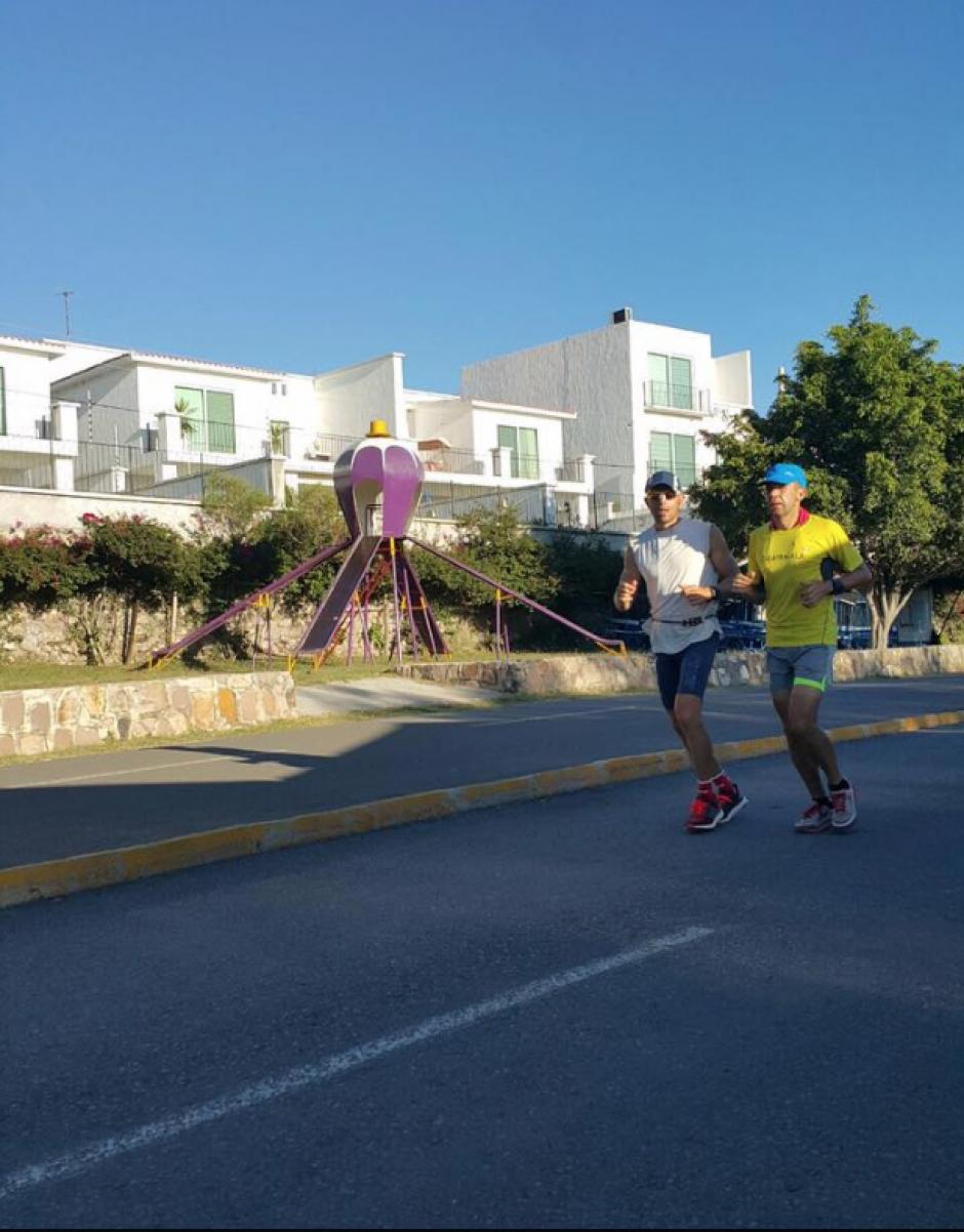 La prueba consiste en 5 días de correr, pedalear y nadar. (Foto: JC Sagastume)