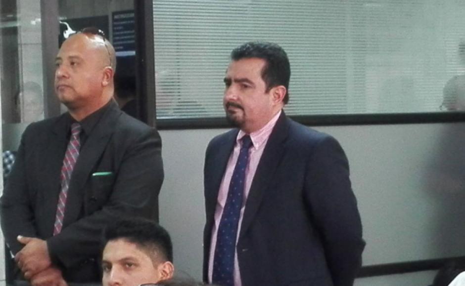 Vernon González habría pagado 23 mil quetzales al perito. (Foto: Archivo/Soy502)