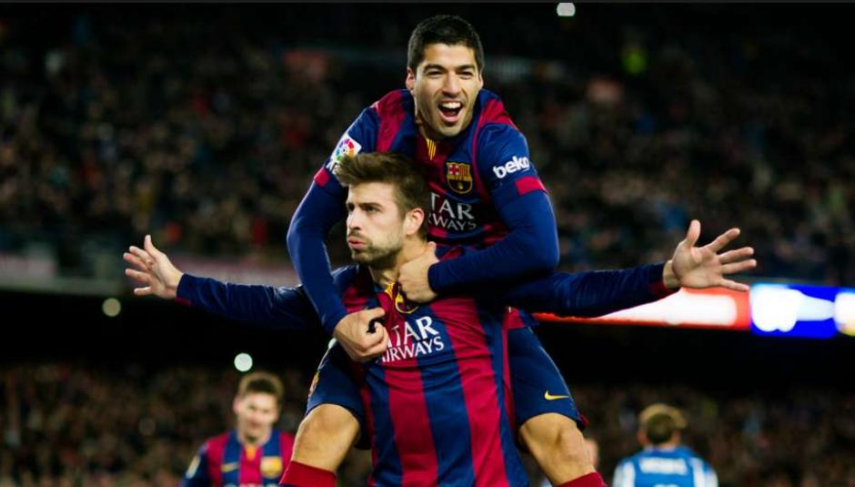 Ambos son amigos dentro y fuera de la cancha. (Foto: Sport.es)