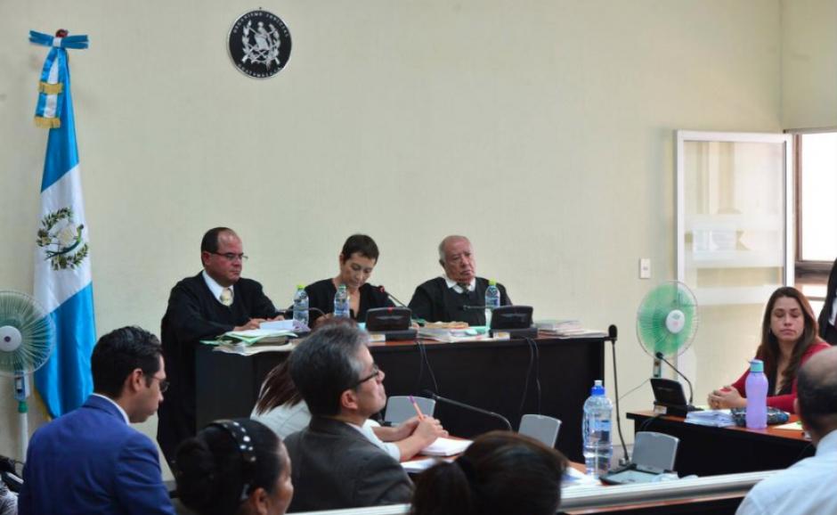El inicio del juicio fue suspendido por primera vez en mayo por dudas de la imparcialidad del Tribunal Octavo. (Foto: Archivo/Soy502)