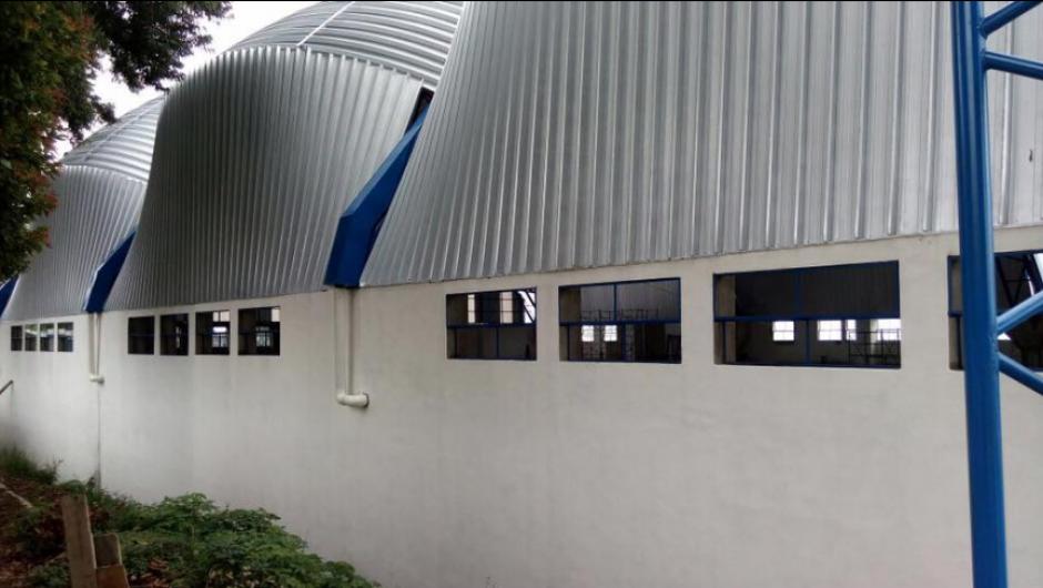 El complejo tendrá un gimnasio deportivo. (Foto: Neto Bran/Facebook)