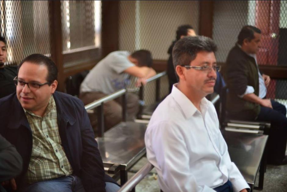 Omar Franco, quien fungió como titular de la SAT, también pidió libertad condicional. (Foto: Jesús Alfonso/Soy502)