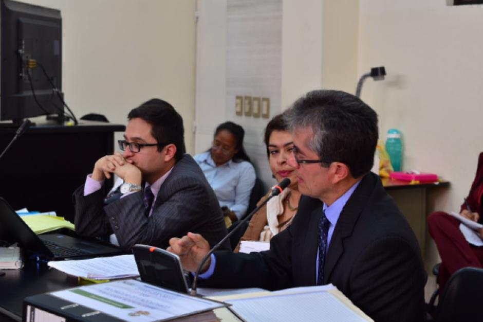 Finalmente empezó el debate con los alegatos de apertura de la Fiscalía y querellantes. (Foto: Jesús Alfonso/Soy502)