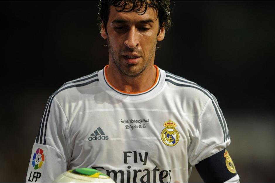 Raúl, ya retirado, tiene problemas legales. (Foto: Pinterest)