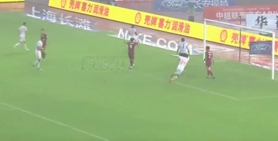 Papis Demba Cissé jugó 4 años en el Newcastle United. (Imagen: captura de pantalla)