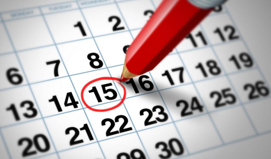 Algunos asuetos y feriados del 2015 podrían trasladarse de día para favorecer el turismo interno.